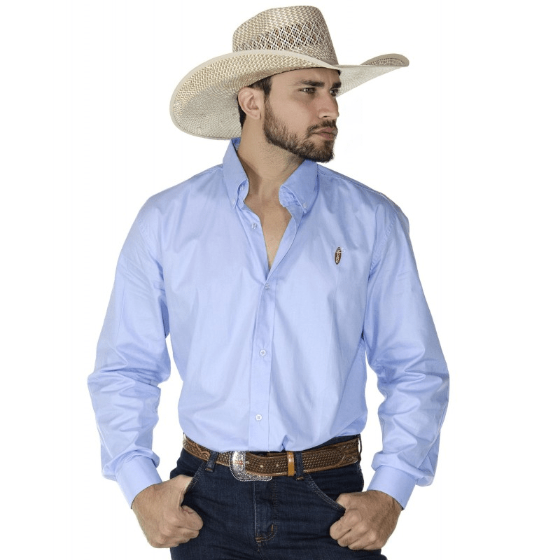 Camisa Radade azul
