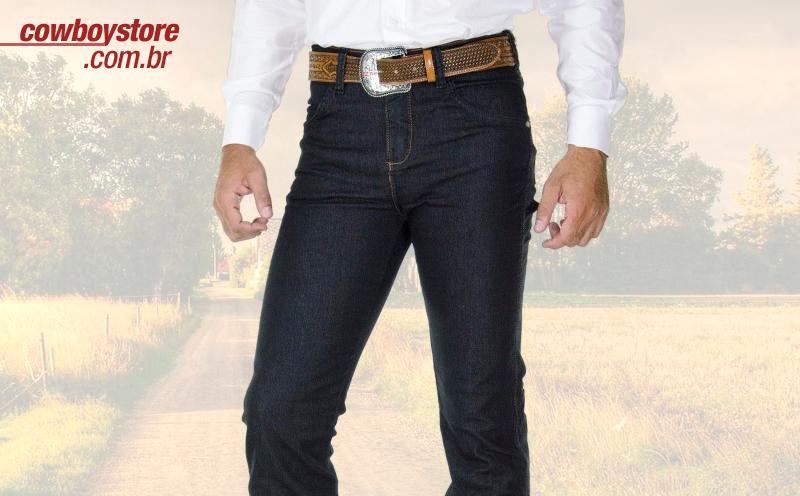 como saber o número certo da calça jeans