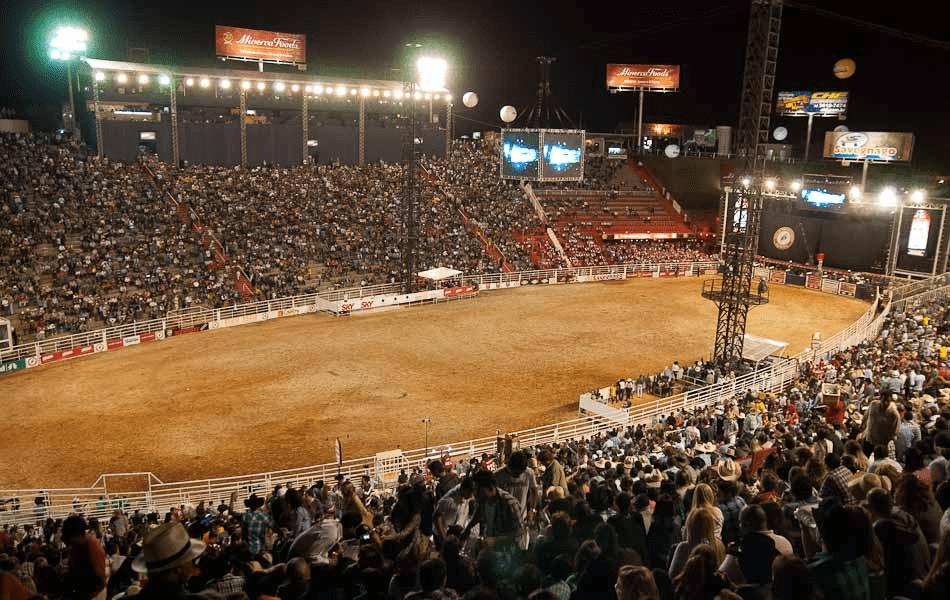 Grandes rodeios do Brasil