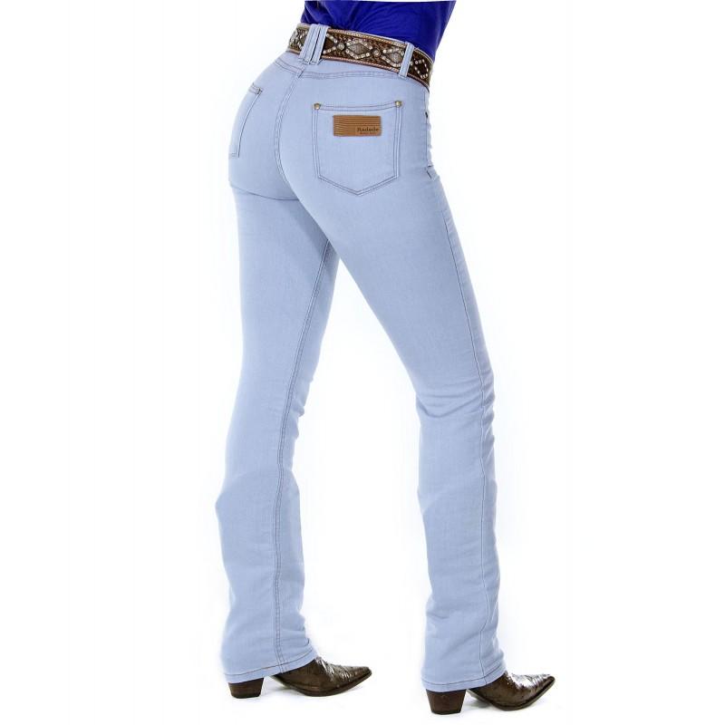Calça jeans feminina radade