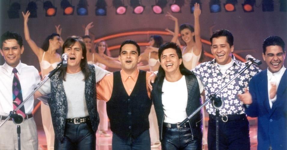 música sertaneja nos anos 90