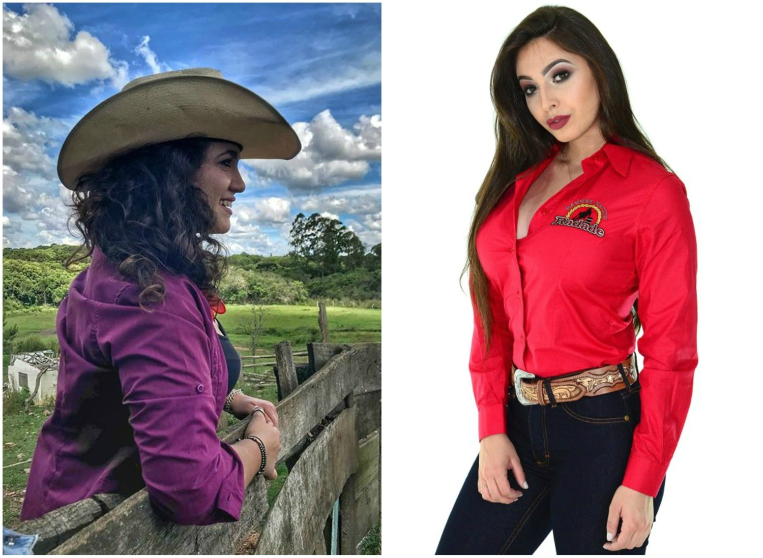 @mariamoisees / camisa cowboy store