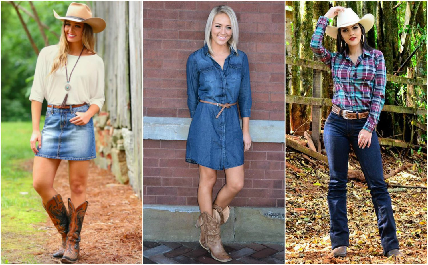 jeans moda country