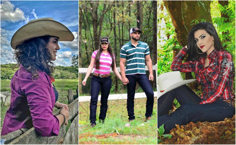 tendências de moda no estilo country