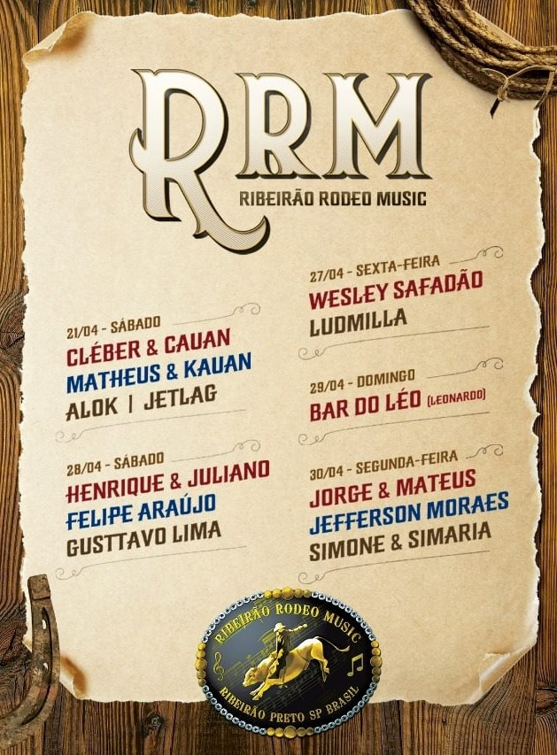 Ribeirão Rodeio Music