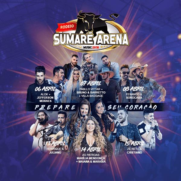 Sumaré Arena Music