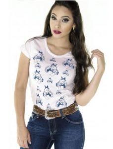 Camiseta - Qual presente escolher para a cowgirl