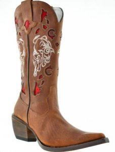 Bota - Qual presente escolher para a cowgirl