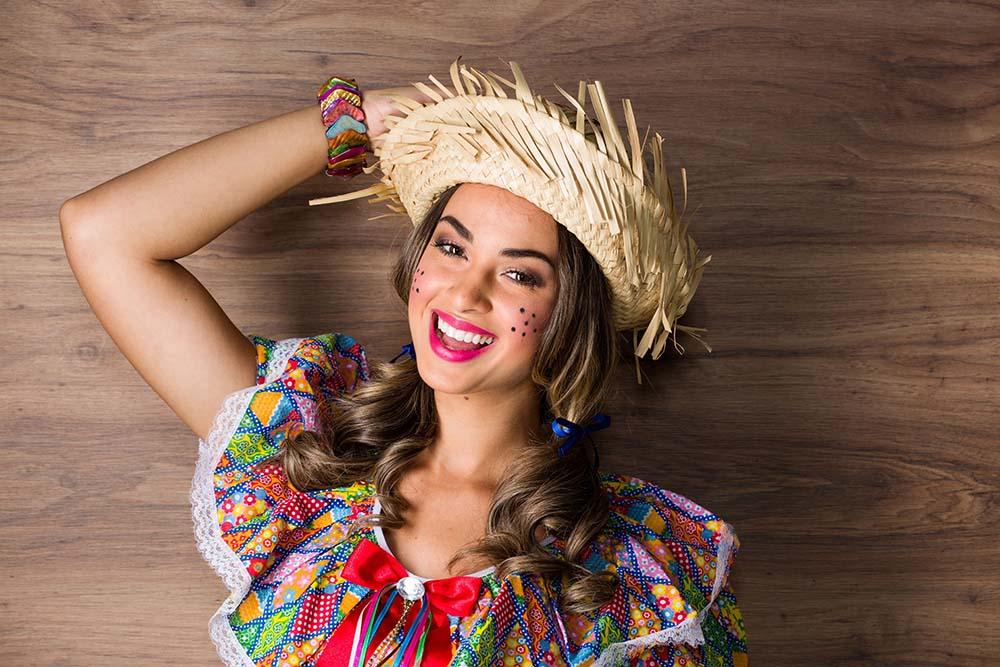 Destaque - Festa Junina - Looks e receitas caipiras