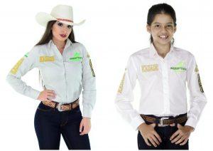 Camisa Radade - Mãe e Filha - Compras para combinar o look country