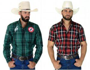 Camisa Xadrez - Como se vestir em uma Festa do Peão