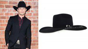 Chapéu e terno