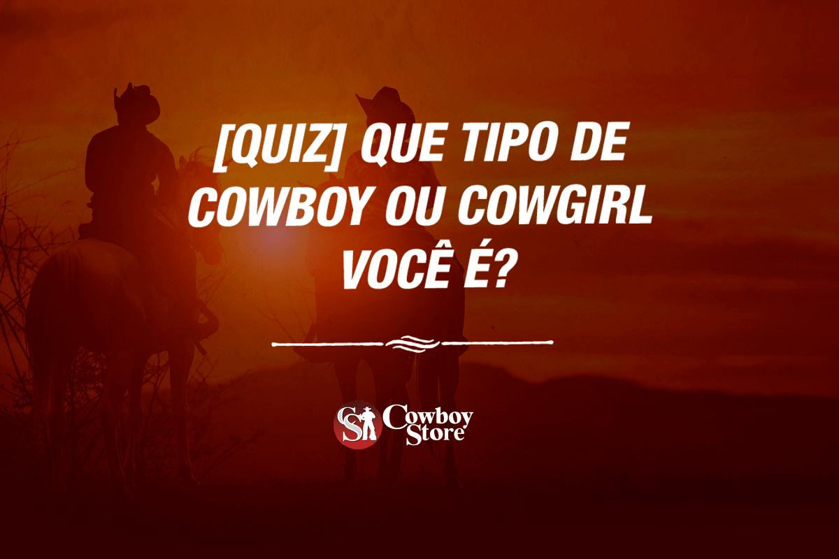 Teste Cowboy Raiz