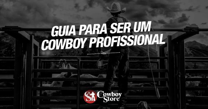 Cowboy profissional