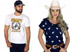 Camiseta country