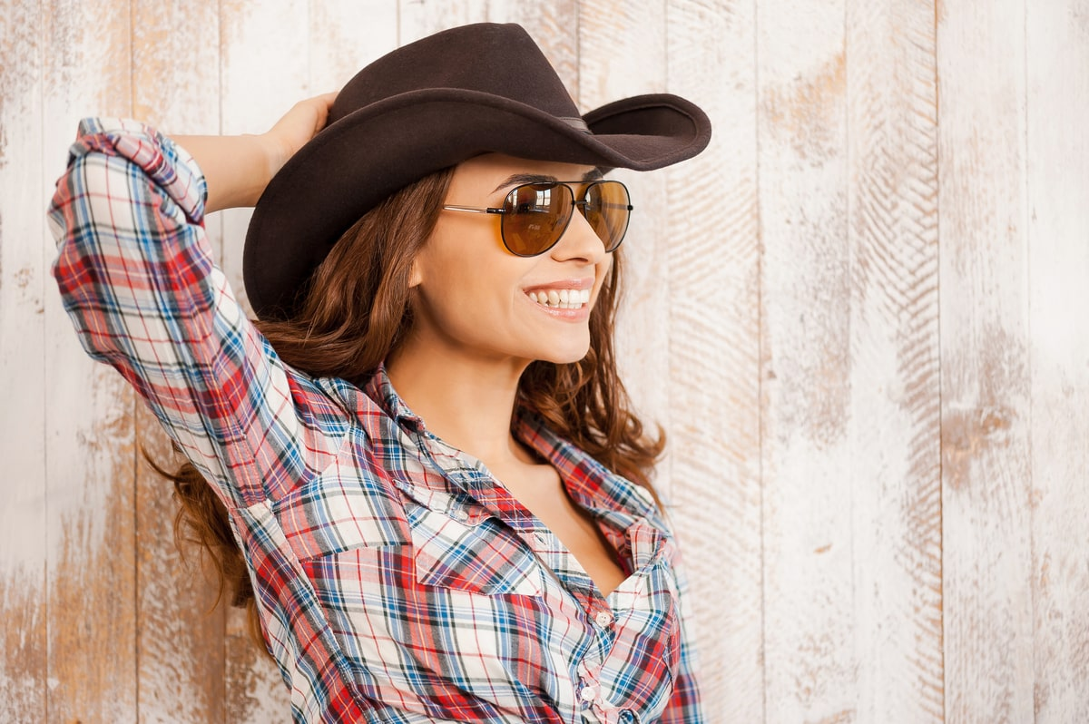 Chapéu country  veja o modelo perfeito para você! - Jeito de Cowboy ec34b84766e