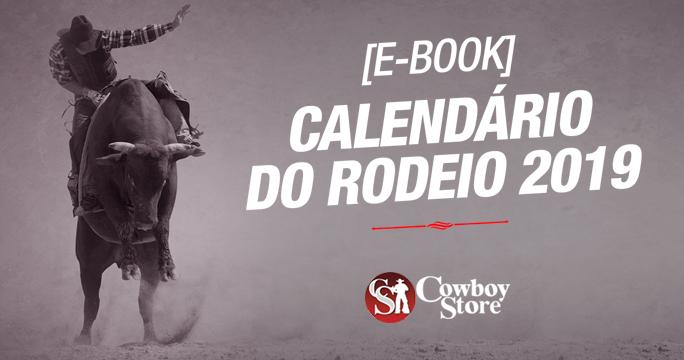 Calendário do Rodeio 2019